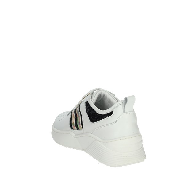 Le Petit Bijou Shoes Sneakers White/Black C7