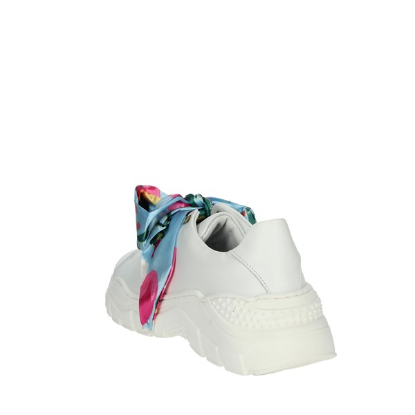 Le Petit Bijou Shoes Sneakers White C2