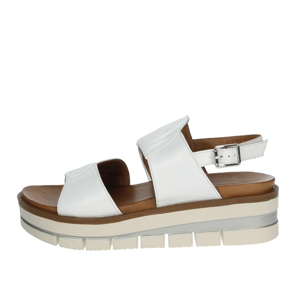 Grünland Shoes Sandal White SA2540-18