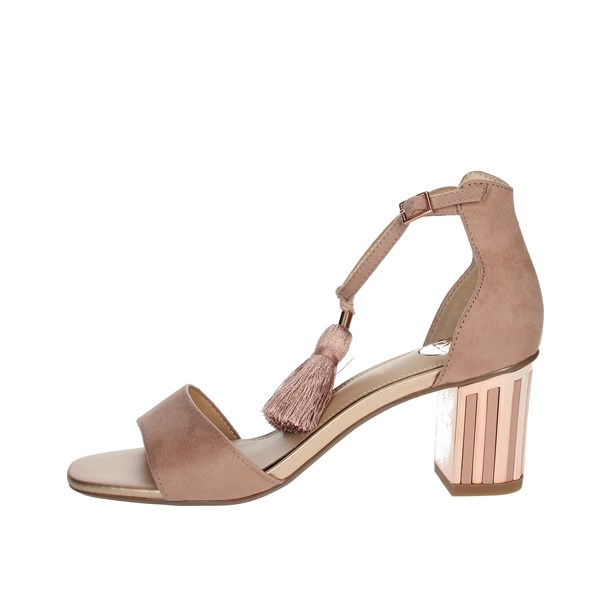 Exe Shoes Sandal Light dusty pink SONIA-235