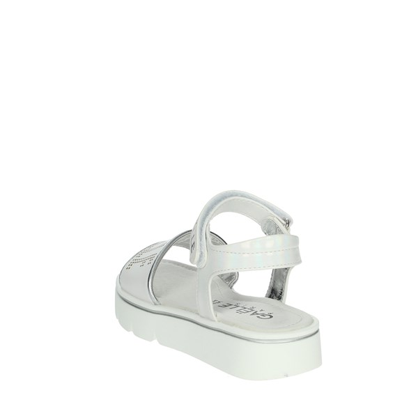 Gaelle Paris Shoes Sandals White G-312