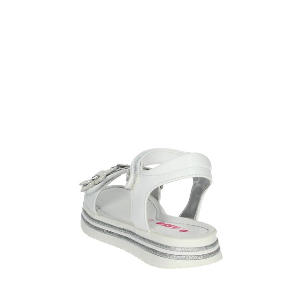 Asso Shoes Sandals White AG-6801