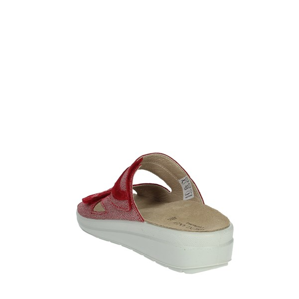 Grünland Shoes Clogs Red CE0340-59