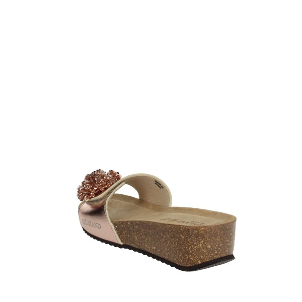 Grünland Shoes Clogs Light dusty pink CB2483-70