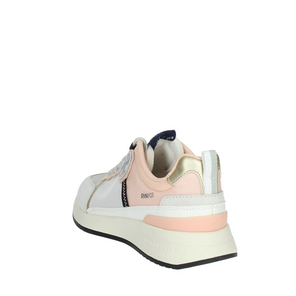 North Sails Shoes Sneakers Grey/Pink SWIM