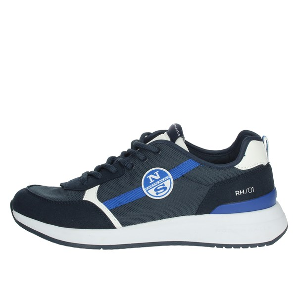 North Sails Shoes Sneakers Blue FIRST