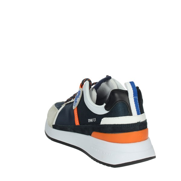 North Sails Shoes Sneakers Blue WAVE