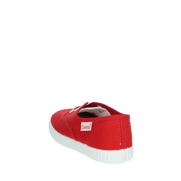 Cienta Shoes Sneakers Red 55000