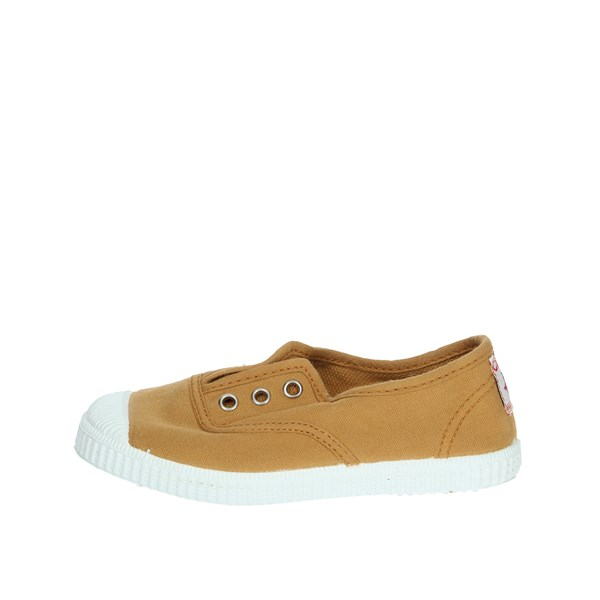 Cienta Shoes Sneakers Brown leather 70997