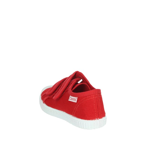Cienta Shoes Sneakers Red 78020