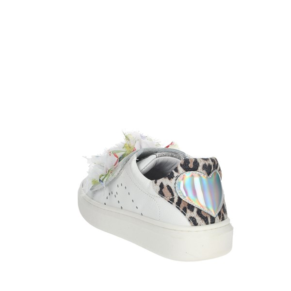 Melania Shoes Sneakers White ME6274F0S.A