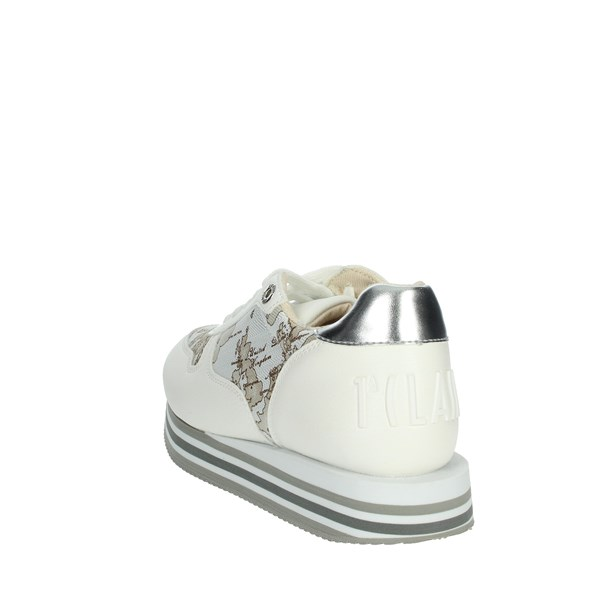 Alviero Martini Shoes Sneakers White/beige 10562-0558