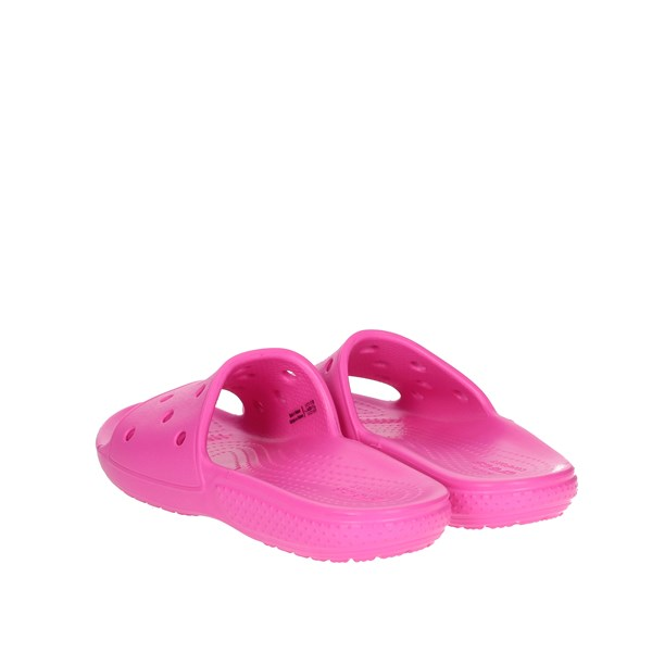 Crocs Shoes Clogs Fuchsia 206396