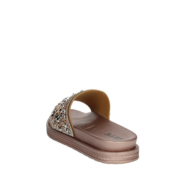Keys Shoes Clogs Light dusty pink K-1750