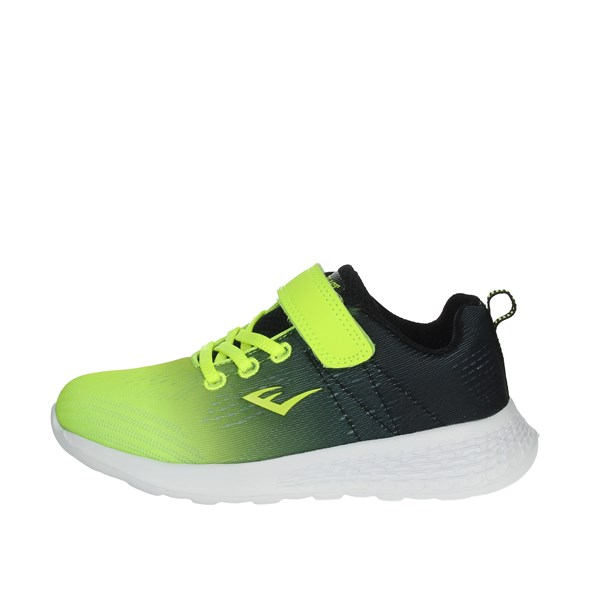 Everlast Shoes Sneakers Black/Yellow EV913