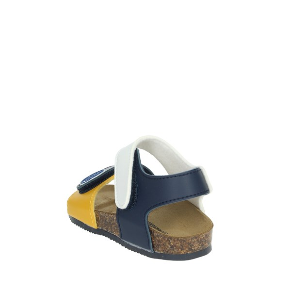 Goldstar Shoes Sandals Blue/Yellow 8852