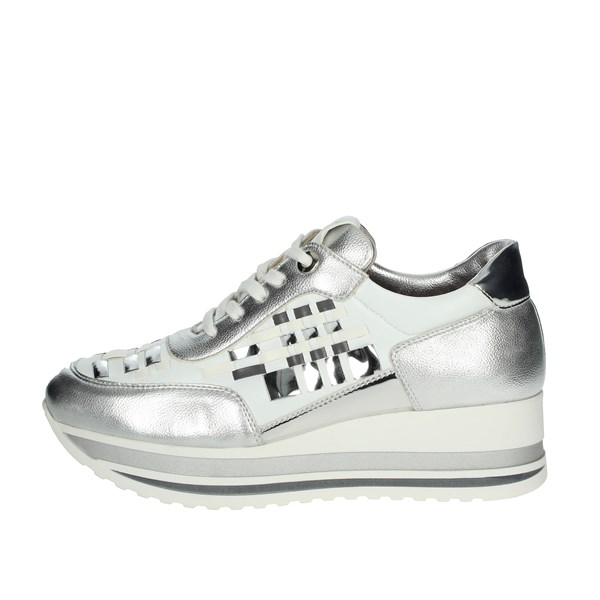 Comart Shoes Sneakers White/Silver 1A3385