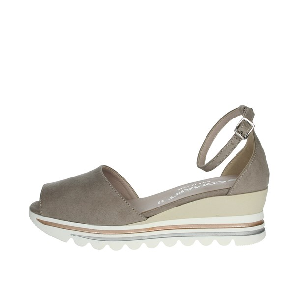 Comart Shoes Sandals dove-grey 9C3374