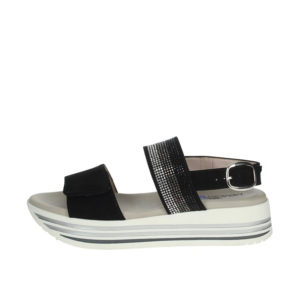 Comart Shoes Sandals Black 053395