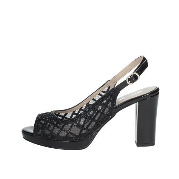 Comart Shoes Sandals Black 303331