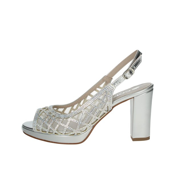 Comart Shoes Sandals Silver 303331