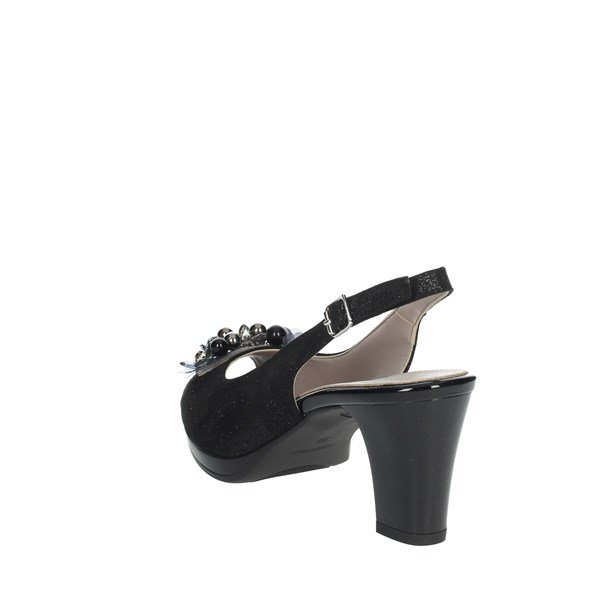 Comart Shoes Sandals Black 323402