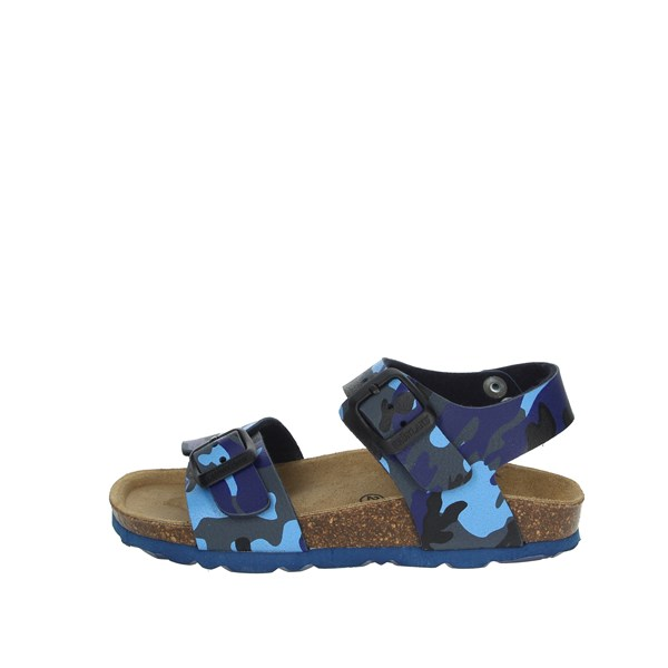 Grunland Shoes Sandal Blue SB0115-40