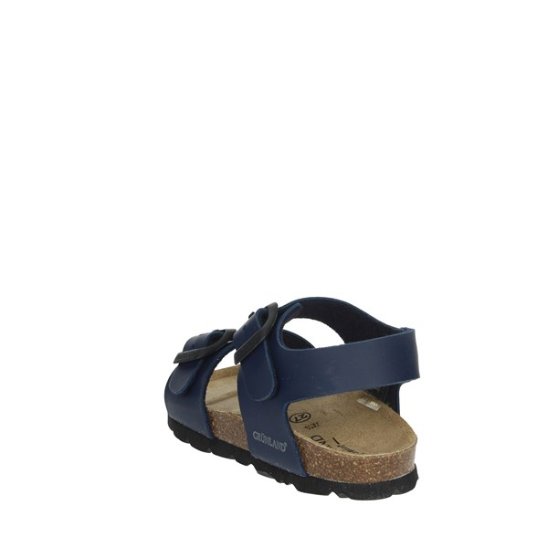 Grunland Shoes Sandal Blue SB1206-40