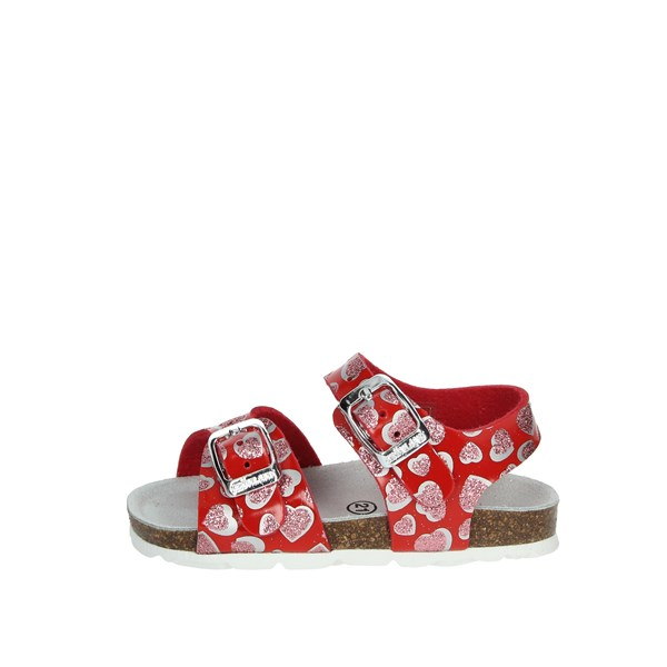 Grunland Shoes Sandals Red SB1535-40