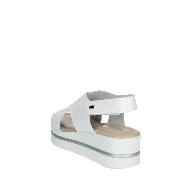 Valleverde Shoes Sandals White 32321