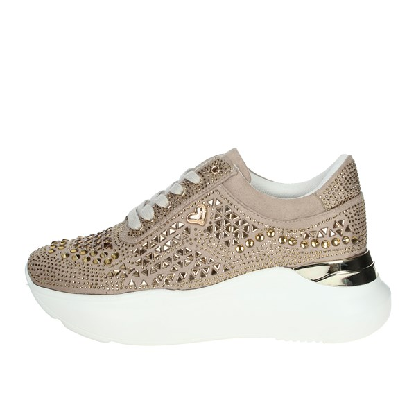 Braccialini Shoes Sneakers Brown Taupe T63