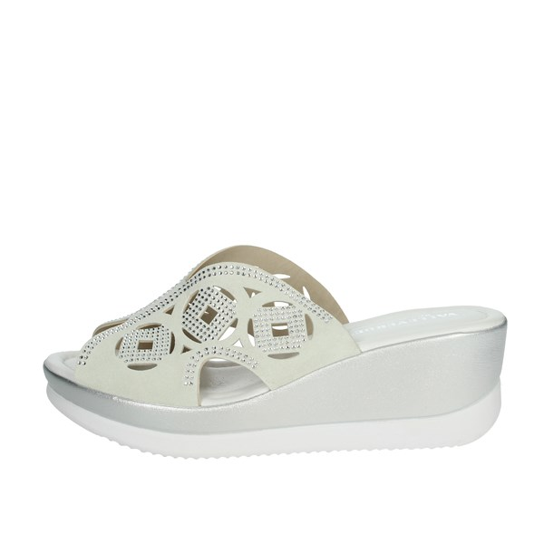 Valleverde Shoes Clogs White 32150