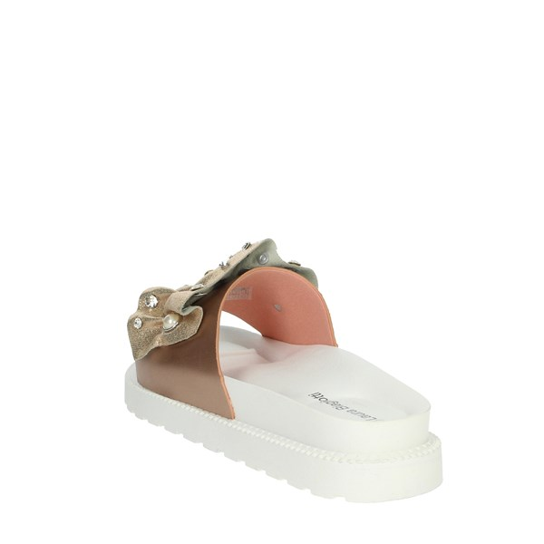 Laura Biagiotti Shoes Clogs Light dusty pink 6275