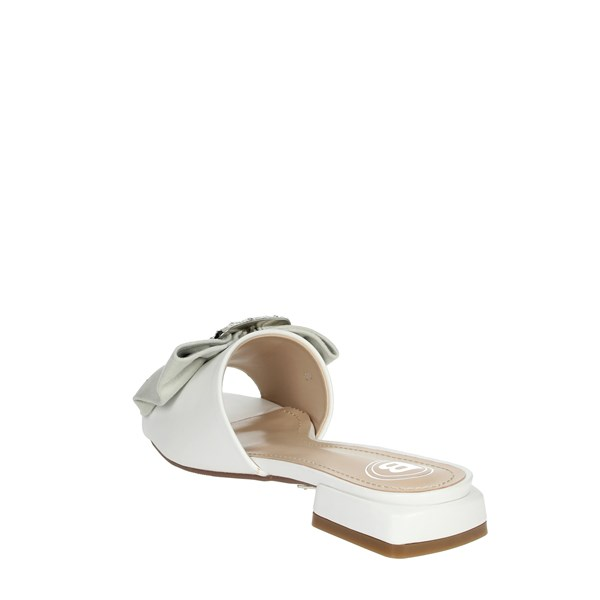 Laura Biagiotti Shoes Clogs White 6134