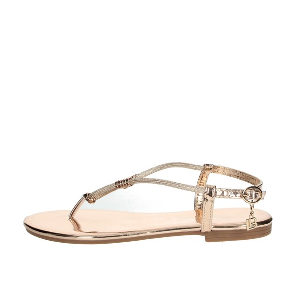 Laura Biagiotti Shoes Flip Flops Light dusty pink 6071