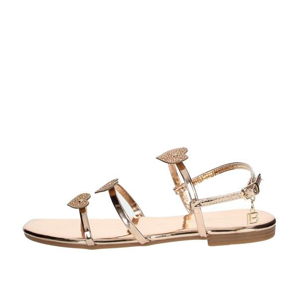 Laura Biagiotti Shoes Sandals Light dusty pink 6070