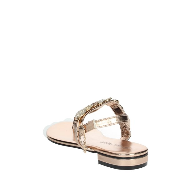 Laura Biagiotti Shoes Flip Flops Light dusty pink 6331