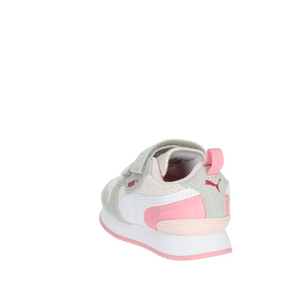 Puma Shoes Sneakers Grey/Pink 373618