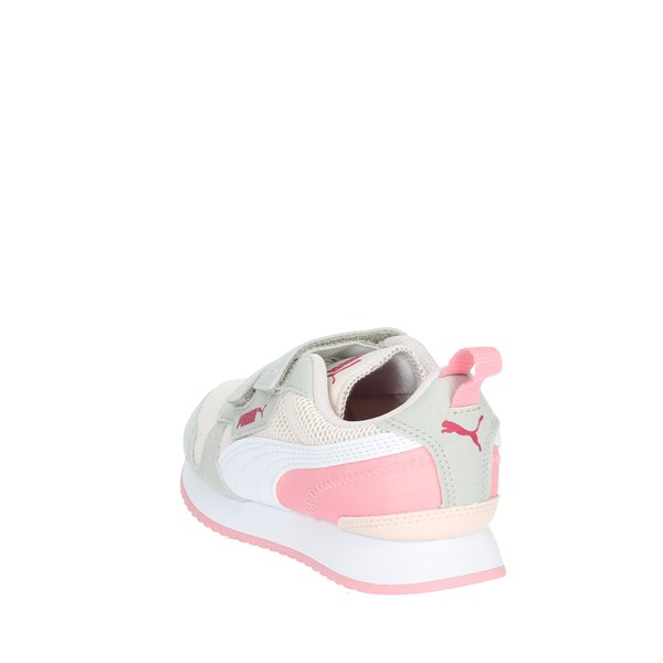 Puma Shoes Sneakers Grey/Pink 373617