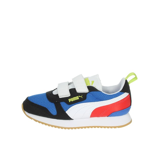 Puma Shoes Sneakers Blue/White 373617