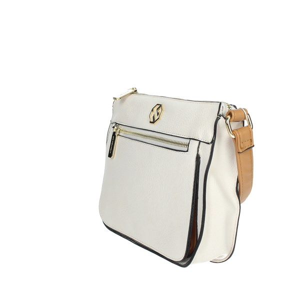 Marina Galanti Accessories Bags Creamy white MBPD0072CY2