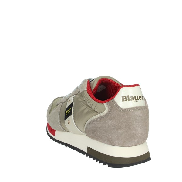 Blauer Shoes Sneakers Brown Taupe S0QUEENS01