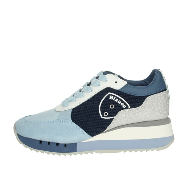 Blauer Shoes Sneakers Light Blue S0CHARLOTTE05