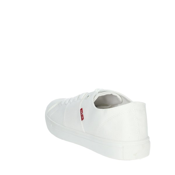 Levi's Shoes Sneakers White 231552