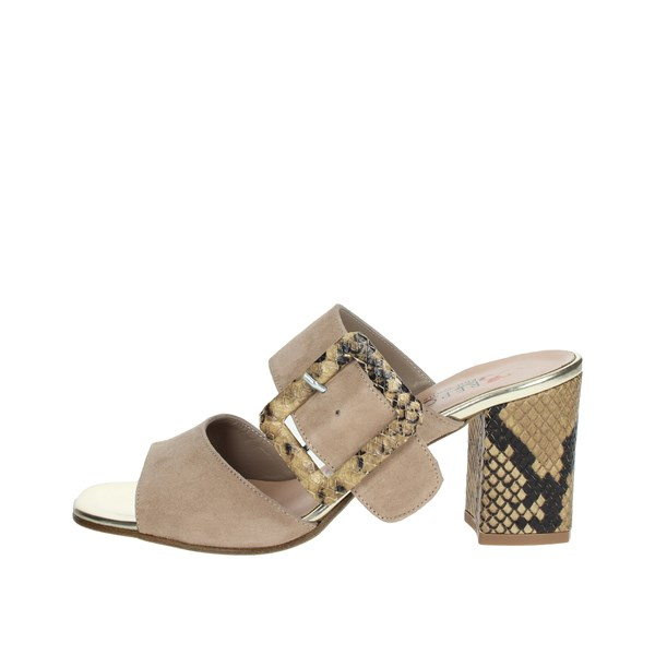Repo Shoes Sandal Beige 47119