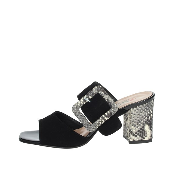 Repo Shoes Sandal Black 47119