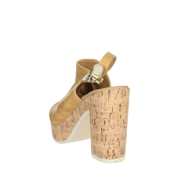 Repo Shoes Sandal Beige 22271