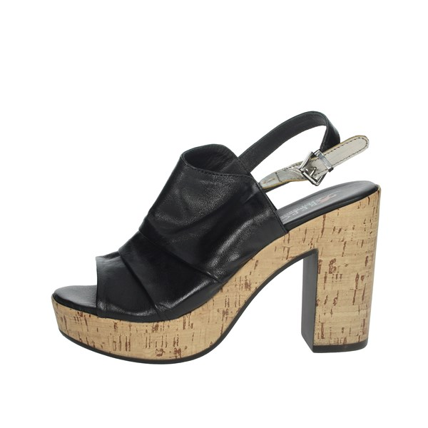 Repo Shoes Sandal Black 22271