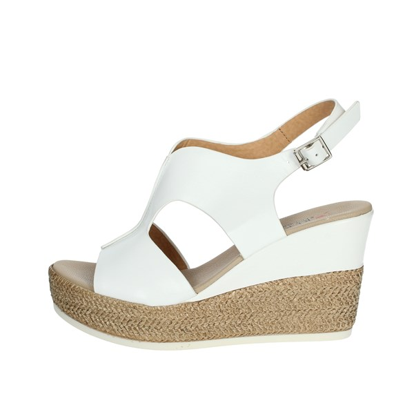 Repo Shoes Sandal White 52615