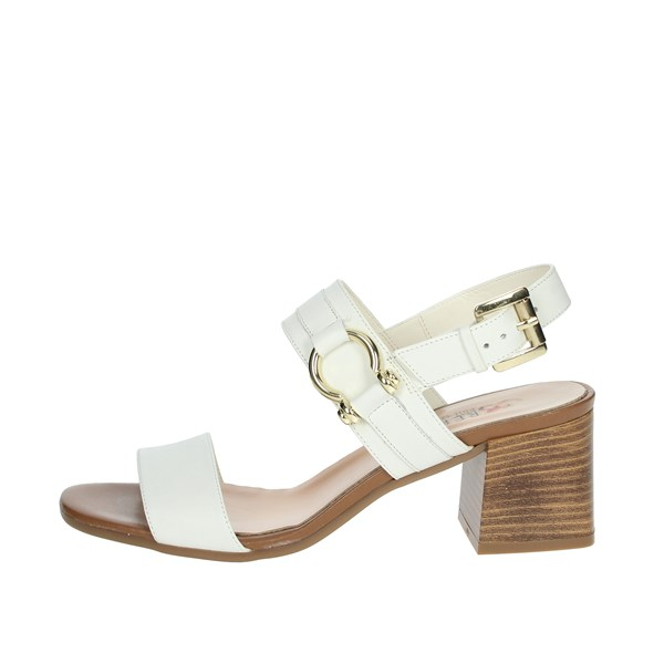 Repo Shoes Sandal White 32606